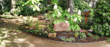 Friedhof Hartha - Baumbestattung